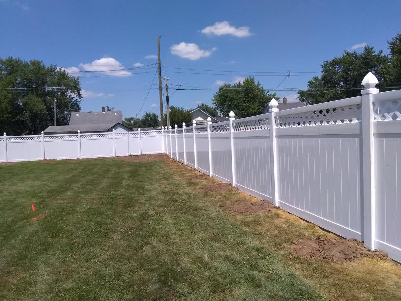 Secure Superstructures Llc Fence Installation